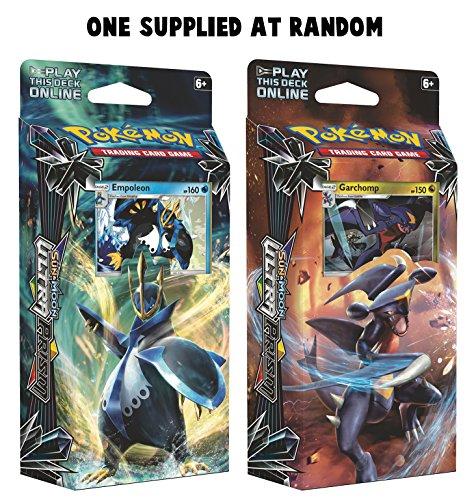 Pokemon 164-80350 sol y Luna ultra prism tema Deck Card (diseño de surtido)