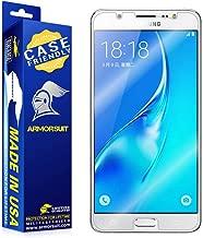 ArmorSuit MilitaryShield [Case Friendly] Screen Protector for Samsung Galaxy J7 (2016) - Anti-Bubble HD Clear Film