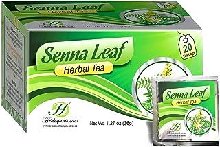 Senna Leaf Herbal Tea 20 Tea Bags
