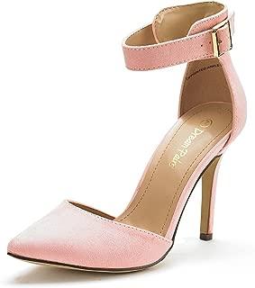 Best ankle strap heels pink Reviews