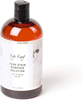 Eye Envy Tear Stain Remover Solution for Cats - 160z