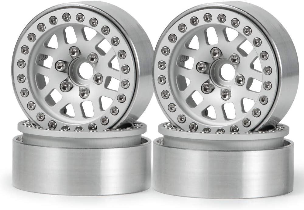 4 Pack Beadlock Wheels Hosmide 1.9
