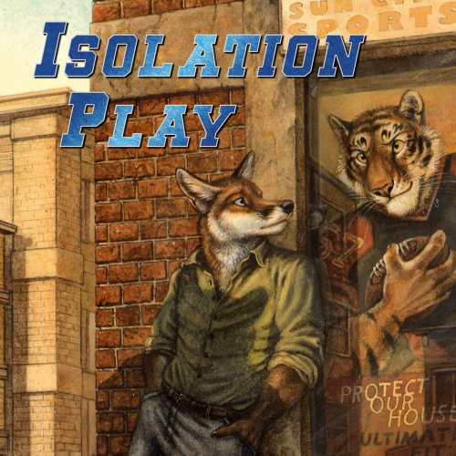 Isolation Play audiobook cover art
