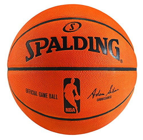 Find Cheap Spalding NBA Official Game Ball Basketball (2014) with Retail Packaging