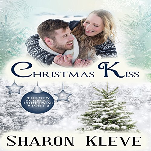 Christmas Kiss audiobook cover art