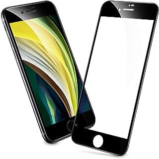 لاصق حماية زجاج SE موديل 2020 3d Android 4.0 In Black من ايسر شفاف