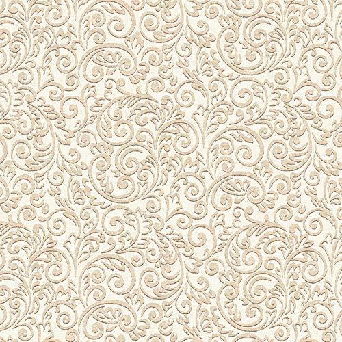 Mank Tischdecken aus Airlaid | Mitteldecken 80 x 80 cm Tischdecke für Gastronomie | 20 Stück | Bosse (Braun)