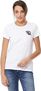 Moves T-Shirt For Women - White, L