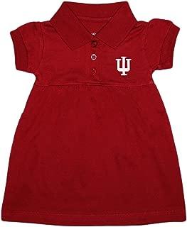 Creative Knitwear Indiana University Polo Dress