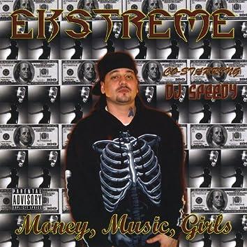 Money, Music, Girls (Feat. Dj Speedy)