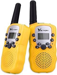 Best pikachu walkie talkies Reviews