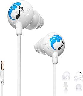Swimbuds Sport Waterproof Headphones (Wired 3.5 Mm Jack)
