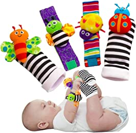 Best baby wrist rattles for infants