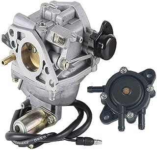 TOPEMAI GX610 Carburetor for Honda GX610 18HP & GX620 20HP OHV V Twin Horizontal Shaft Engine with Fuel Pump