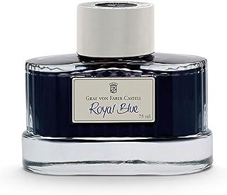 Graf von Faber-Castell 141009 75 ml Blue Ink Pen