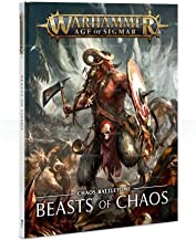 Battletome: Beasts of Chaos BOOK Warhammer Age of Sigmar AOS