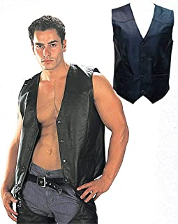 Best leather vest made in usa Reviews