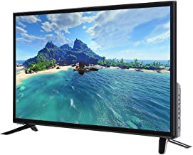 $557 » Vbestlife 43Inch 4k HD 19201080 60HZ LCD TV, Ultra-Narrow Border HDR Real-time Conversion TV Support Network Cable + Wireless WiFi with Remote Control,USB,HDMI,AV Input,RF Antenna,etc(US)