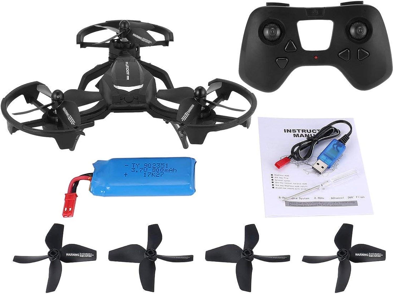 Tivolii RC Quadcopter Smart RC 2.4G RC Triaxial Aircraft Drone UAV with Altitude Hold Headless Mode 3D Flips One Key Return