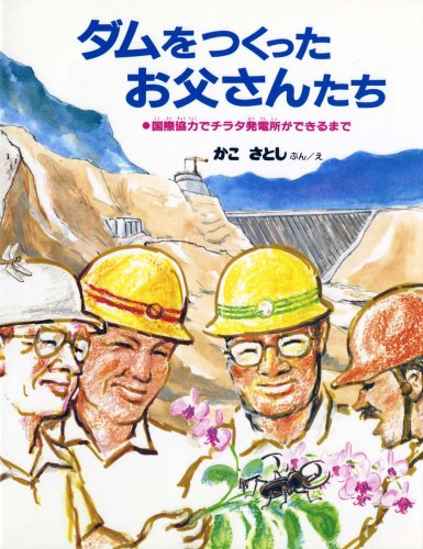 ダムをつくったお父さんたち―国際協力でチラタ発電所ができるまで
