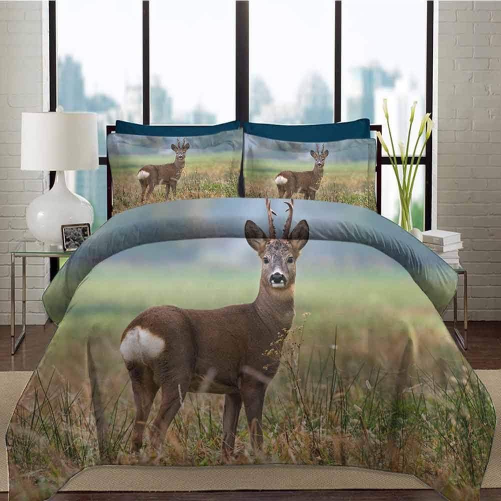 Duvet Cover Set マーケティング Hunting Decor Comforter Bedroom Ro for 超目玉