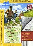 Luftbildpanorama & Wanderkarte St.Johann i.P.-Goldegg-Alpendorf-Bischofshofen
