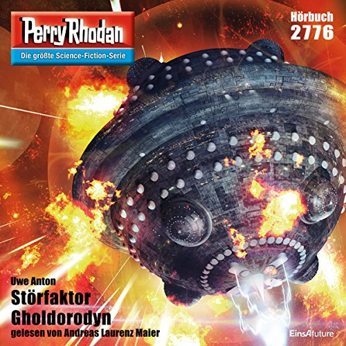 Störfaktor Gholdorodyn (Perry Rhodan 2776) Titelbild
