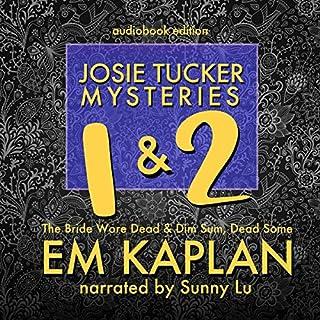 Josie Tucker Mysteries 1 & 2 audiobook cover art