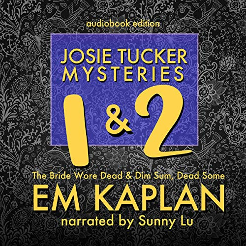 Josie Tucker Mysteries 1 & 2 cover art
