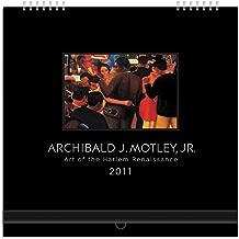 Archibald J. Motley, Jr. 2011 Wall Calendar #51007