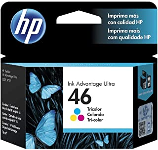 Cartucho46 Cz638Al Ultra Ink Advantage - HP, 2308063, Color