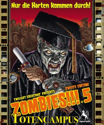 Pegasus Spiele Zombies!!! 5: Totencampus