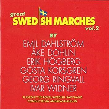 Great Swedish Marches Vol. 2