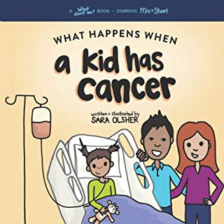What Happens When a Kid Has Cancer: A Book About Childhood Cancer for Kids (What About Me? Books)