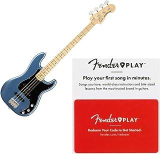 $1199 » Fender 0198602302 American Performer Precision Bass MN Satin Lake Placid Blue w/