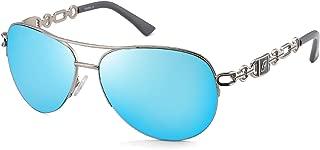 Classic Aviater Sunglasses For Women Men Metal Frame Mirrored Lens Driving Fashion UV400 Glasses 0257