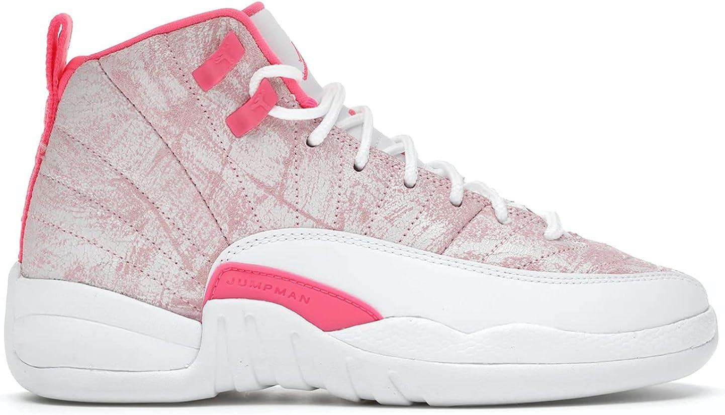 Nike Kid's Shoes AJ 12 Retro Arctic Punch (GS) 510815-101