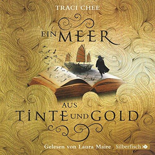 Ein Meer aus Tinte und Gold (Das Buch von Kelanna 1) Titelbild
