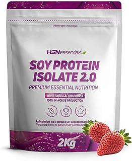 HSN Essentials PROTEÍNA DE Soja AISLADA 2.0 2Kg Fresa