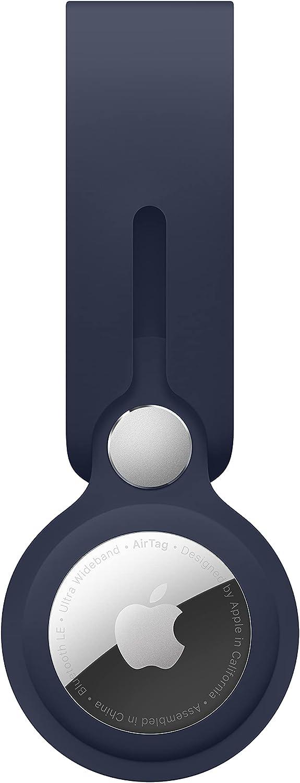 funda original para Apple Airtag azul