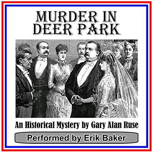 Murder in Deer Park audiobook cover art