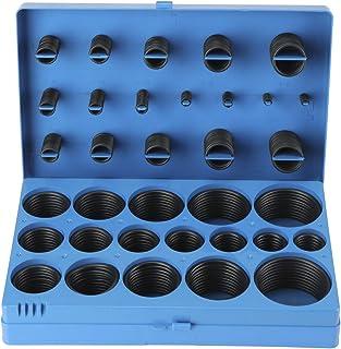 OCGIG 407 Pcs 32 Sizes Rubber O-Ring Sealing Gasket Washer Seal Assortment Set
