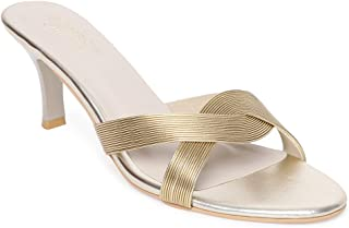Monrow Lara Multi Color Wedge Gold