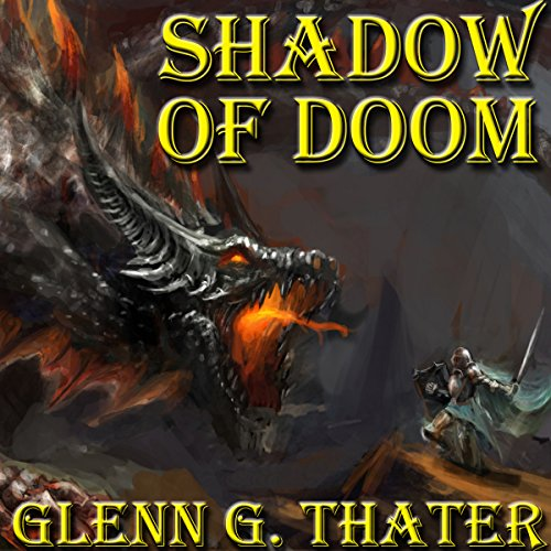 Shadow of Doom audiobook cover art