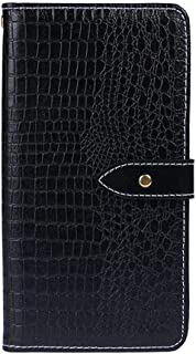 Case for Alcatel Shine Lite, PU Leather Stand Wallet Flip Case Cover for Alcatel Shine Lite,Business Style Phone Protection Shell,The case with[Cash and Card Slots]