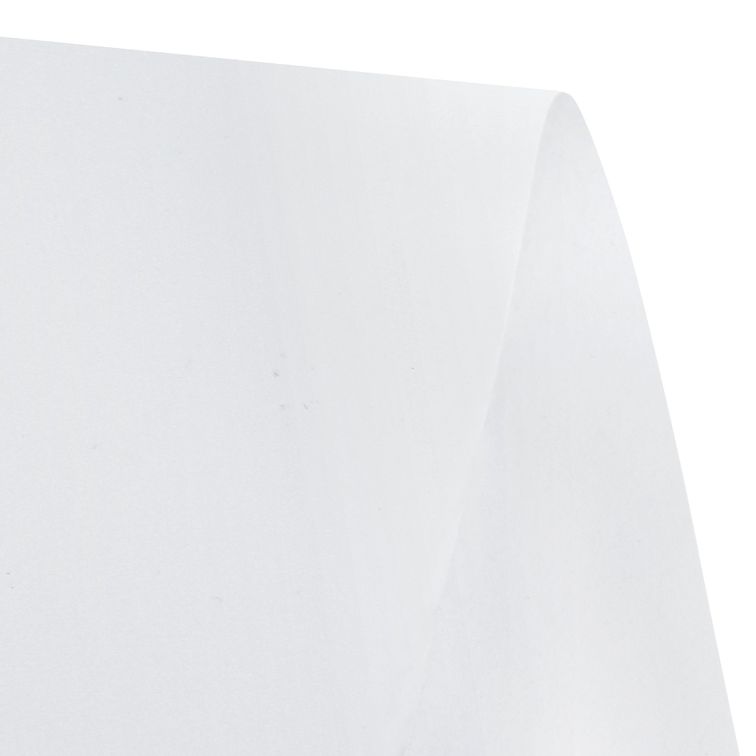 RUSPEPA Rollo De Papel Kraft Blanco - 76.2 Cm X 30 - Papel ...