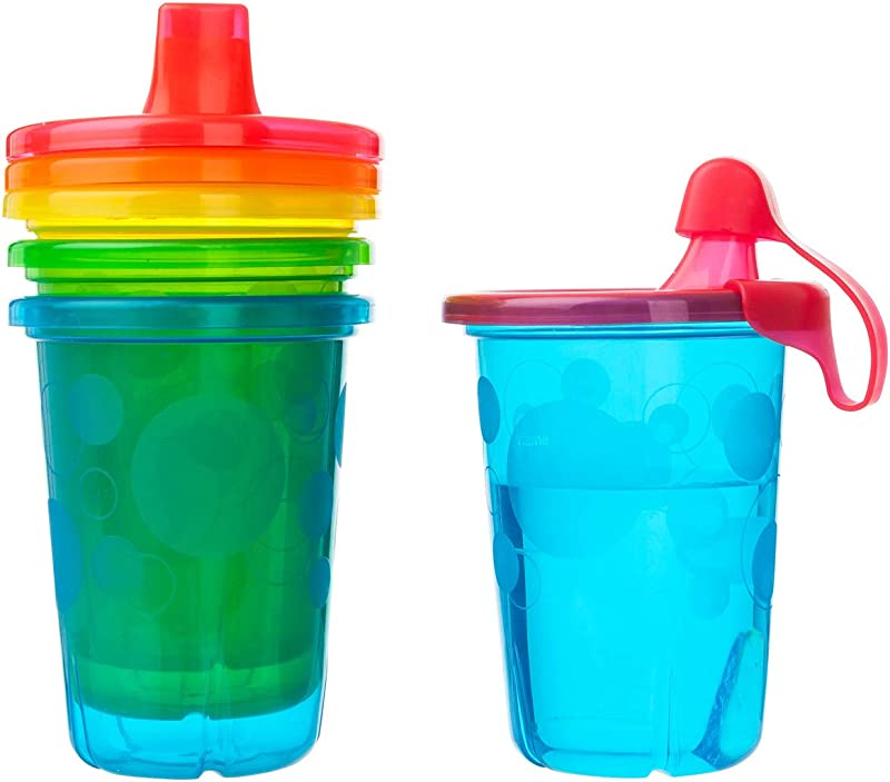 The First Years Take Toss Spill Proof Sippy Cups 10 Ounce 4 Count