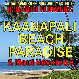 Kaanapali Beach Paradise audiobook cover art
