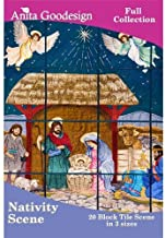 Anita Goodesign Embroidery Designs Cd Nativity Scene
