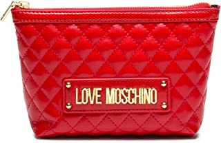 Love Moschino Bustina Donna JC5303PP08KA0 500 Red: Amazon.it